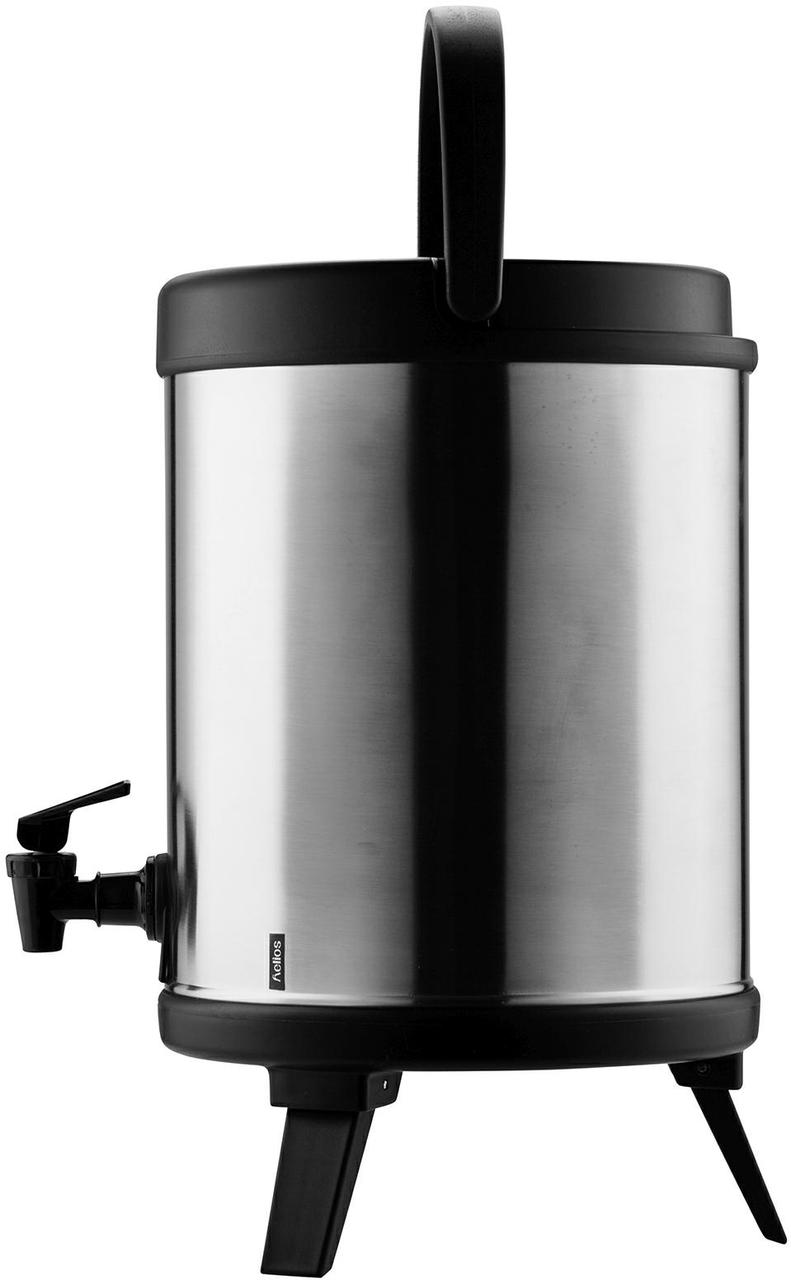 Getränkespender MAXX aus Edelstahl 6 l - Helios MAXX -