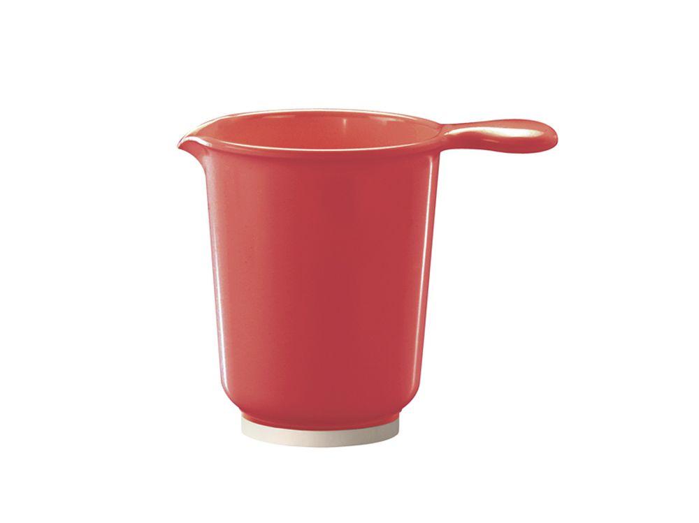 WACA Rührkrug 1200 ml rot
