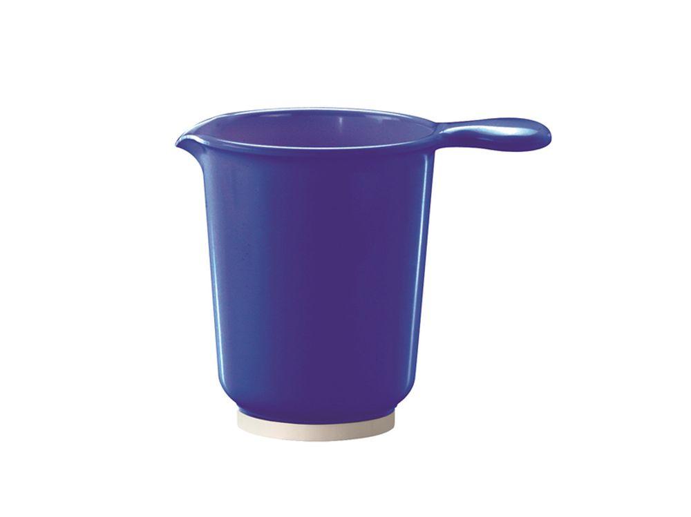 WACA Rührkrug 1200 ml blau