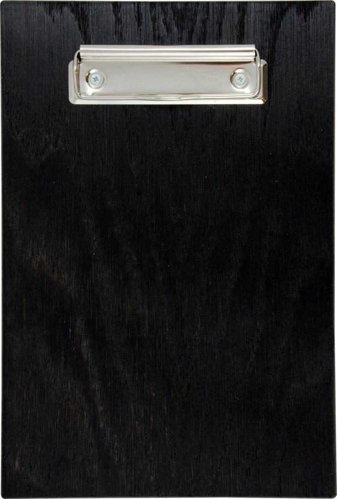 Klemmbrett für Tageskarte A5, Eiche dunkelbraun