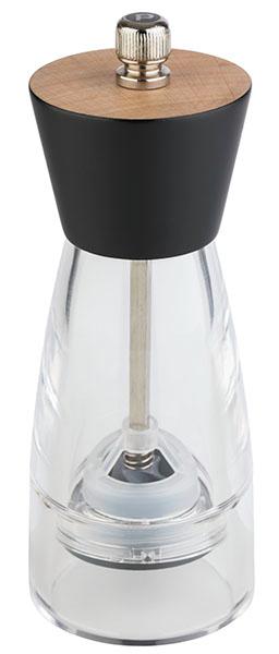 Pfeffermühle -FRIDA- Ø 6 cm, H: 15,5 cm