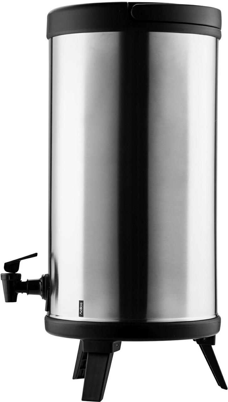 Getränkespender MAXX aus Edelstahl 10 l - Helios MAXX -