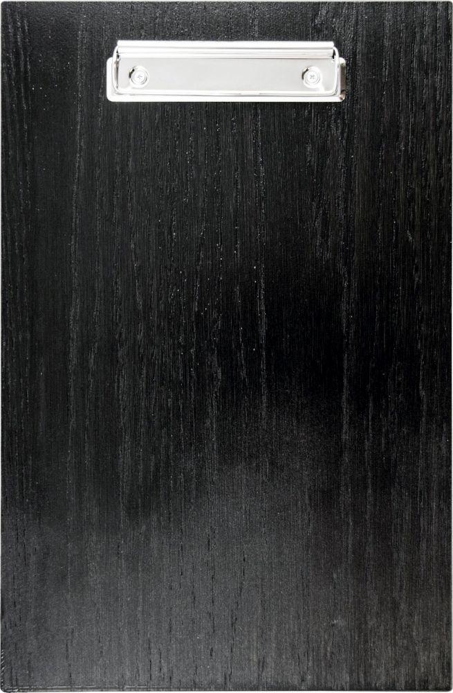 Klemmbrett für Tageskarte A4, Eiche dunkelbraun