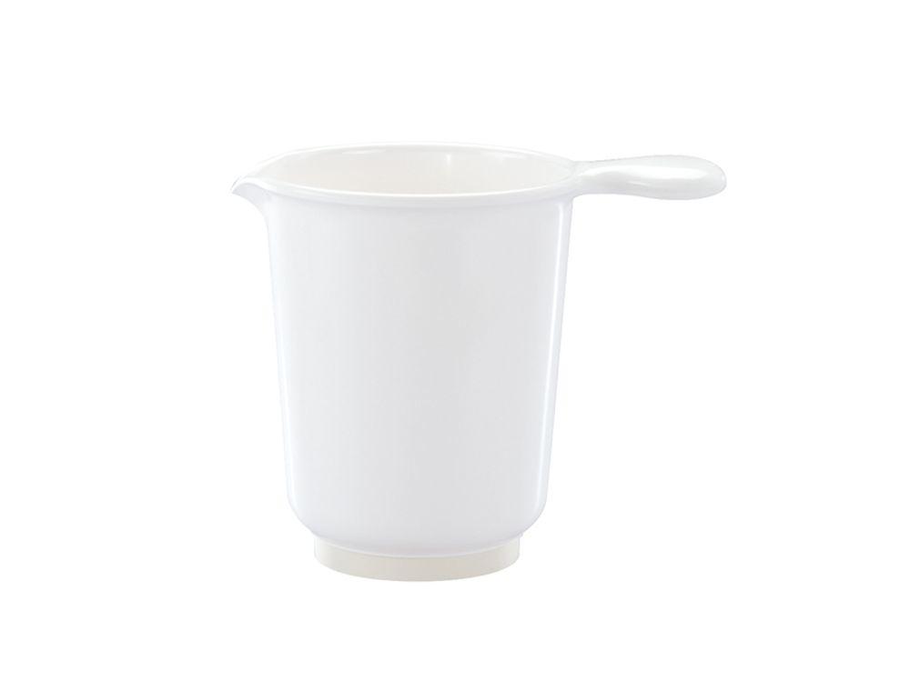 WACA Rührkrug 1200 ml weiss
